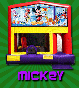mickey inflatable akron